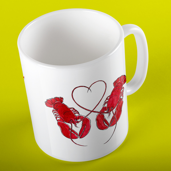 YOU'RE MY LOBSTER MUG