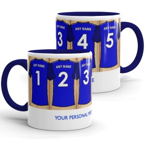 Personalised Birmingham City 2020 Football Mug
