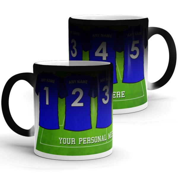 Personalised Birmingham City 2020 Football Mug