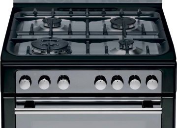Hotpoint Ariston Cucine | Forno Hotpoint Ariston 90 Cm Cucina ...