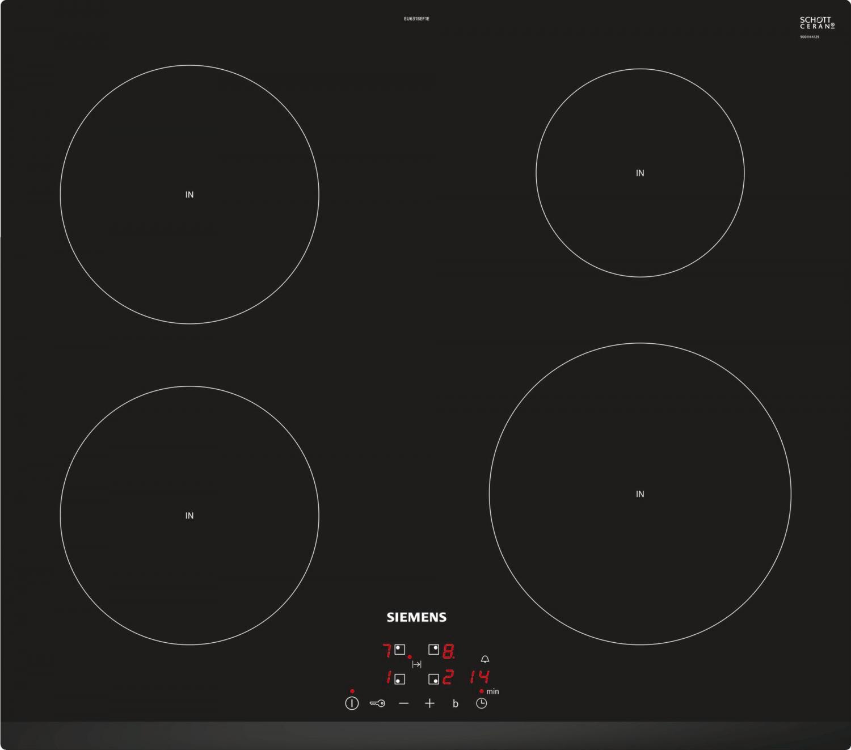 Siemens Piano Induzione | Piastra A Induzione Portatile Ikea Interno ...