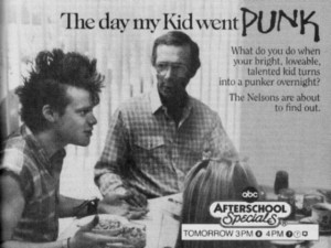 punk after school special