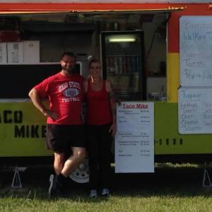 Taco Mike Food Truck PRFM Lorain Spring 2019 Show
