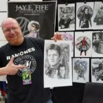 Jay E. Fife: Special Guest Artist with NEO Comic Con!