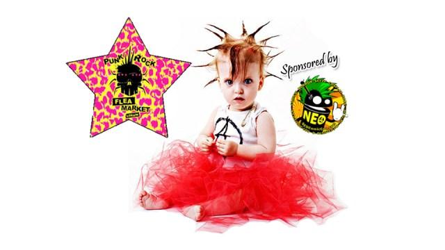 Punk Rock Flea Market Lorain County Fall Halloween 2018 Mommy's Little Monster