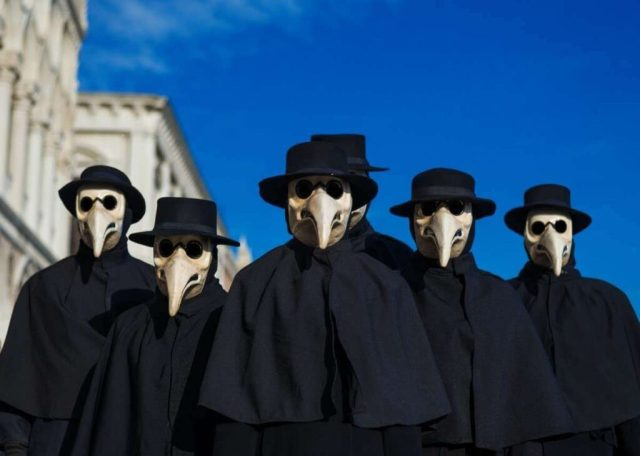 PRFM Lorain Post Plague Halloween Show