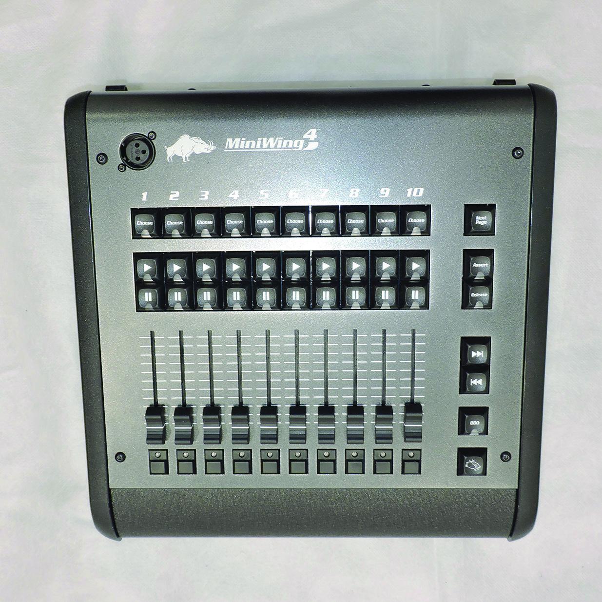 prg proshop high end systems hog 4