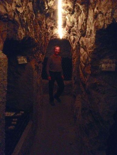 Zdeneks wine cellar