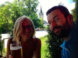wiki and csapolt sör!