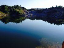 lake closeby