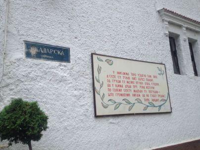 Skadarlija - the party street