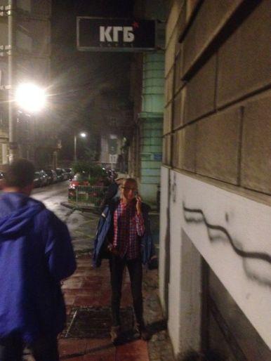 late night encounters