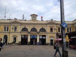 Beograd train station