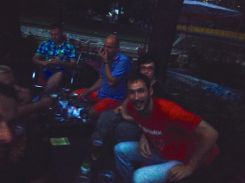 meeting friends of Igor