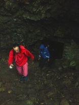 tour of Petnička pećina - a cave close to Valjevo - something I have not seen before!