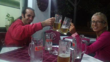tour of Valjevo - the brewery