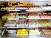 Bombay & Tiffany's sweet shop