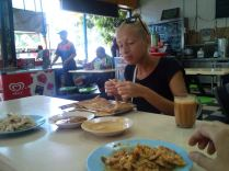 breakfast Roti Canai