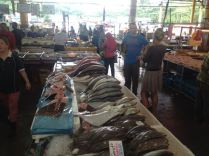 .. at the wet market