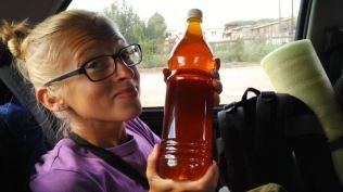 Altai honey/ 7 EUR/ 1,5l