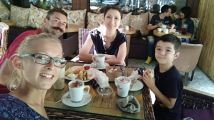 Meeting Anara in Almaty