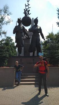 Almaty sightseeing