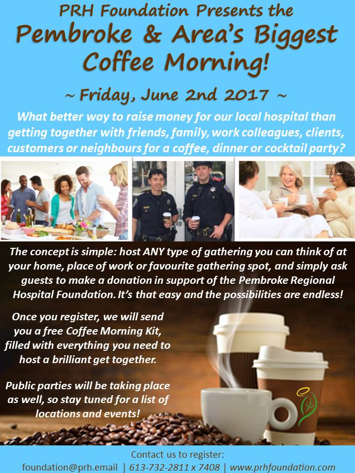Biggest Coffee Morning - posterFINAL