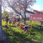 Turkey Trot 2017 - Obstacle Course 6