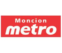 Moncion Metro logo