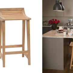 Kitchen Stool Wood Tables And Chairs Sets Menton Pr Home