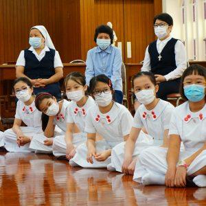 St. Clare's Primary School – 聖嘉勒小學