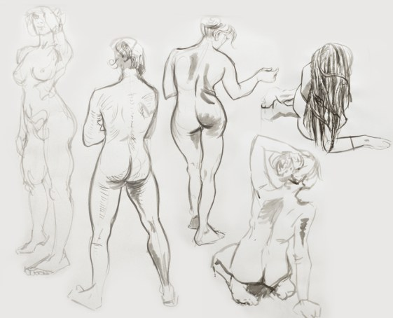 LifedrawingSumiink