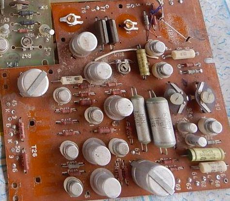Катушечный магнитофон Тембр-2С