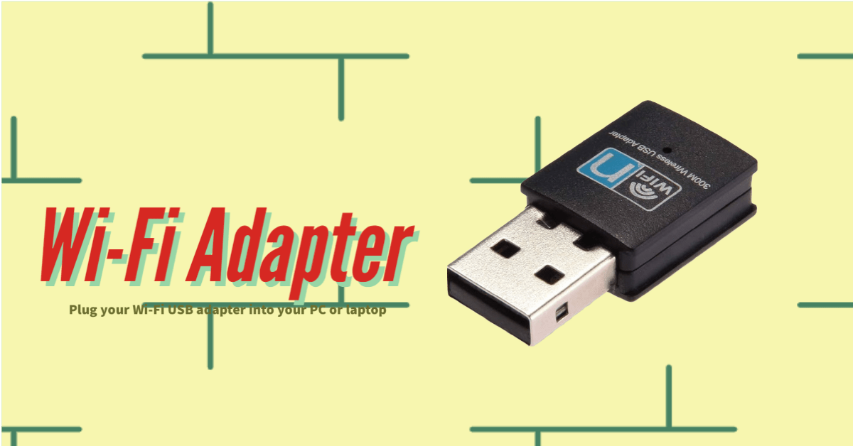 Wifi Adapter for PC to Connect Multiple Devices – Download Laptop Adapter Drivers