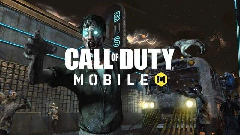Call Of Duty Mobile Zombie Mode with Warzone Online