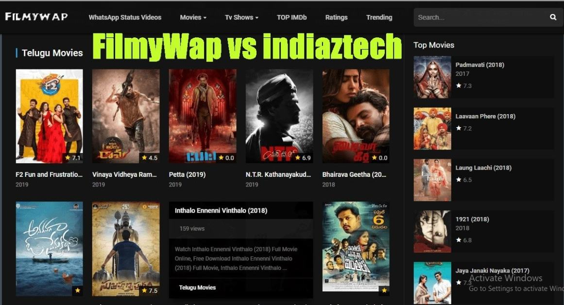 Filmywap 2020 hd mp4 movies free download