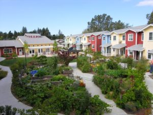 Cohousing: Know Your Neighbors, Love Your Neighbors