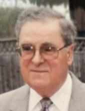 Portrait of Alfred Souza