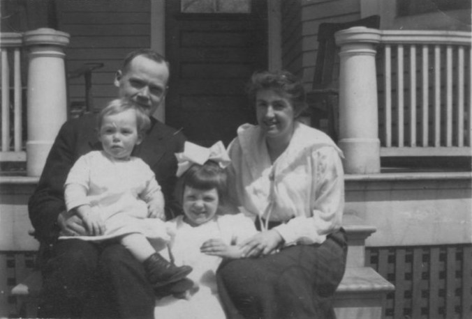 Leslie Price and Family