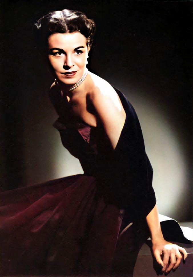 Betty Warner fashion photo