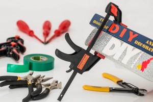Do you have the tools for DIY, in case you're eager to upgrade your home not hiring contractor