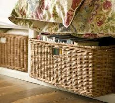 Picnic baskets evoke memories of warm summer picnics