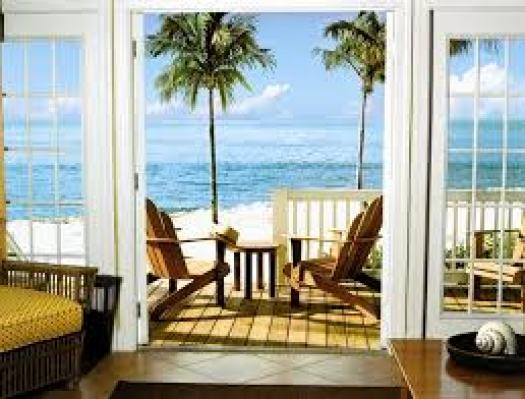 Remodeling beach porch can be easy