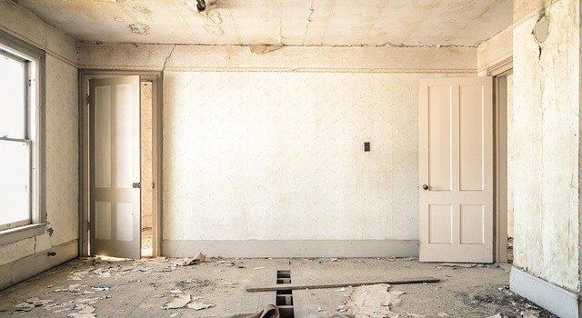 Renovating a Virginia historic home.