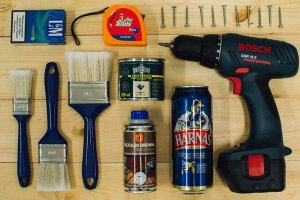 Tools you need for basement improvements.