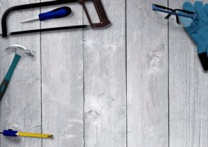 Home remodeling tools.