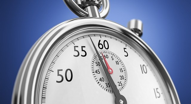 Stopwatch - Speed up time-consuming activities while preparing for a move