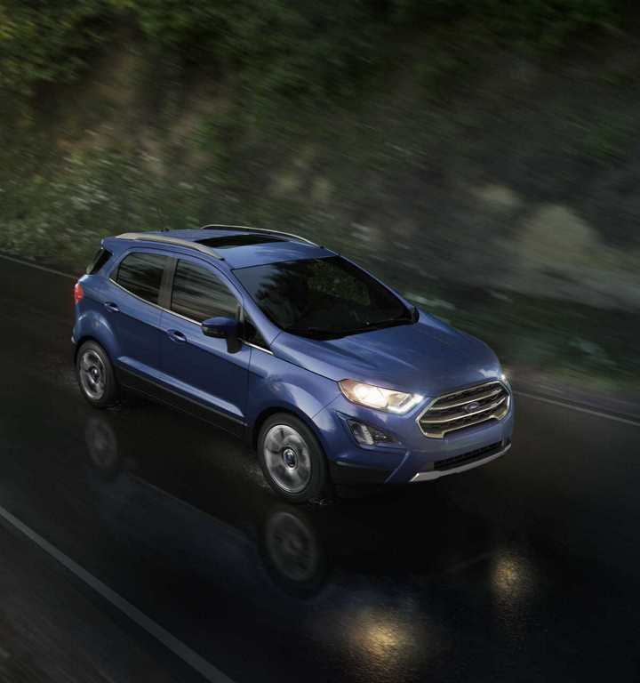 Ford Ecosport: Ford EcoSport 2018 Price In Nepal