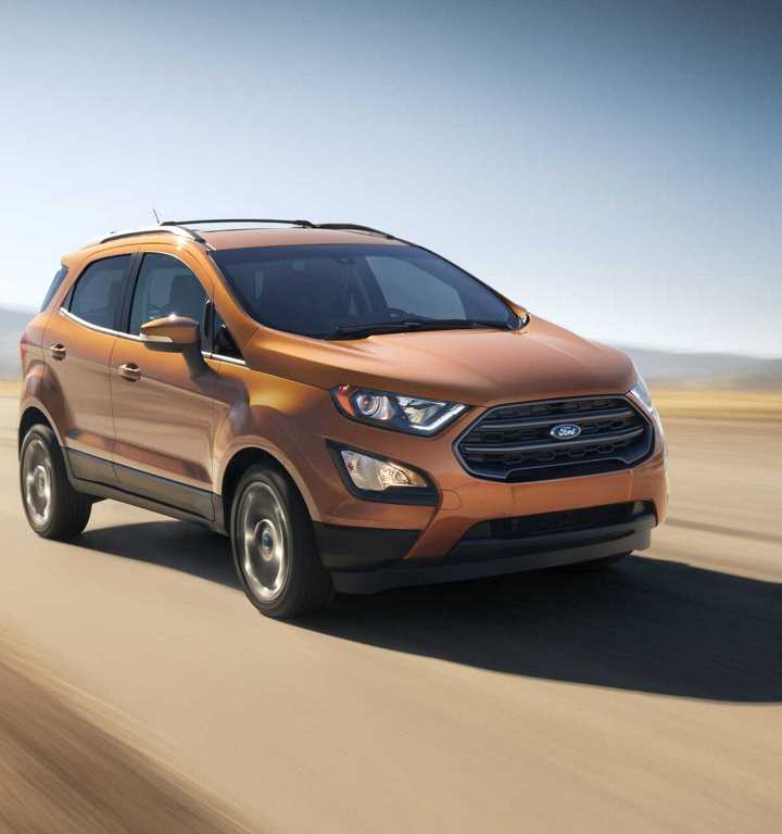 Ford EcoSport 2018 Price In Nepal
