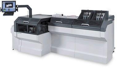 Commercial Letter Folding Machine